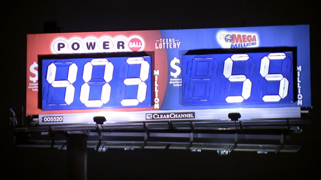 Powerball Lottery Jackpot At 435m Winning Numbers Drawn