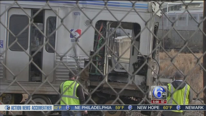 SEPTA crash investigation continues