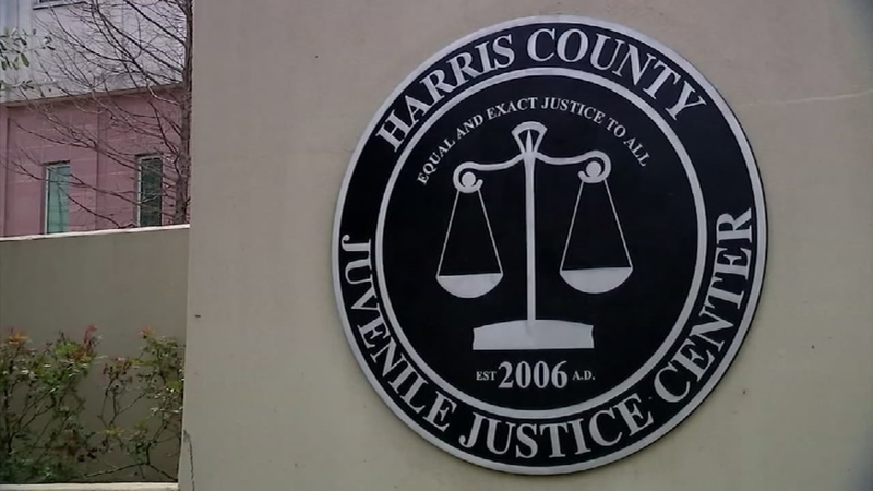 Inside the Harris County Juvenile Detention Center