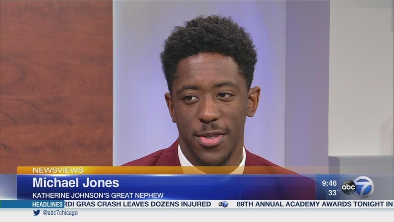 Newsviews Pt1: Student's connection to 'Hidden Figures'