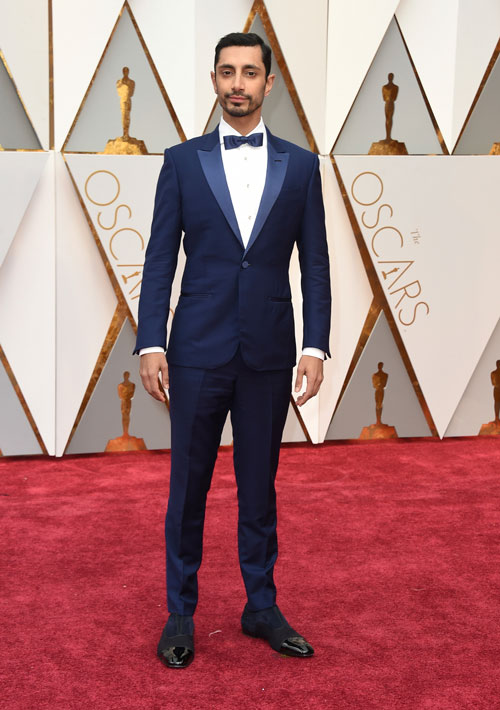"<div class=""meta image-caption""><div class=""origin-logo origin-image ap""><span>AP</span></div><span class=""caption-text"">Riz Ahmed arrives at the Oscars on Sunday, Feb. 26, 2017, at the Dolby Theatre in Los Angeles. (Photo by Jordan Strauss/Invision/AP)</span></div>"