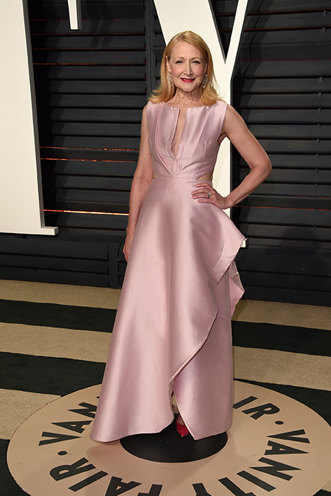 "<div class=""meta image-caption""><div class=""origin-logo origin-image ap""><span>AP</span></div><span class=""caption-text"">Patricia Clarkson arrives at the Vanity Fair Oscar Party on Sunday, Feb. 26, 2017, in Beverly Hills, Calif. (Evan Agostini/Invision/AP)</span></div>"