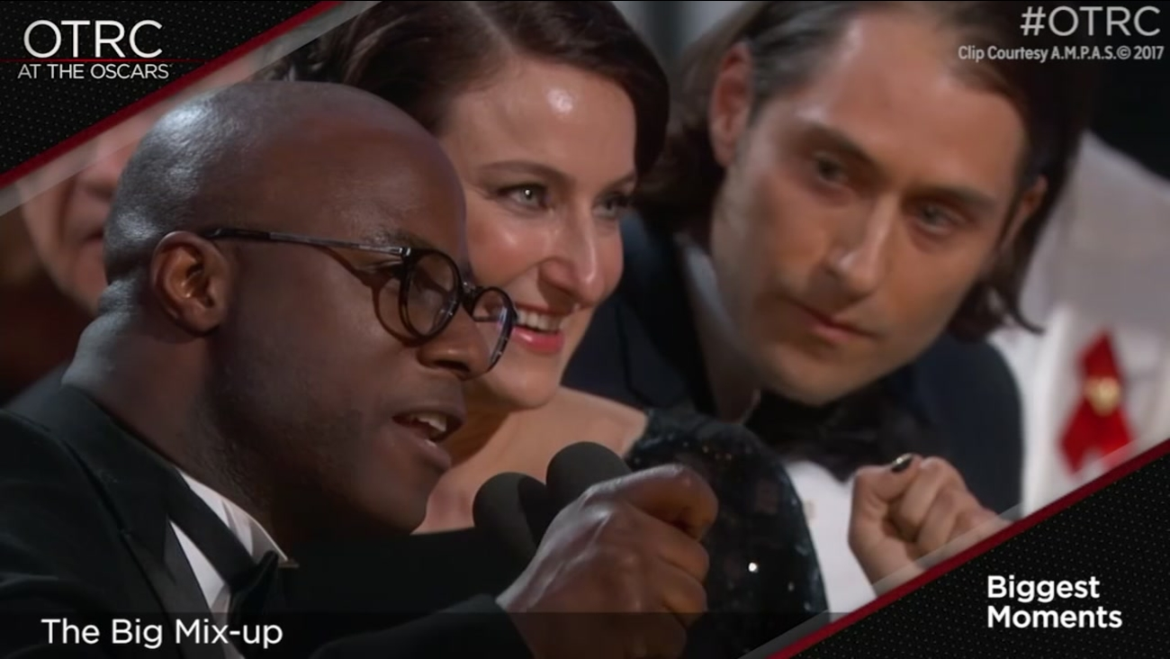 Biggest moments of the Oscars