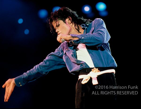 <div class='meta'><div class='origin-logo' data-origin='none'></div><span class='caption-text' data-credit='Harrison Funk/ALL RIGHTS RESERVED'>Michael Jackson performing 'The Way You Make Me Feel' during the BAD Tour, onstage at the Tokyo Dome in 1988.</span></div>