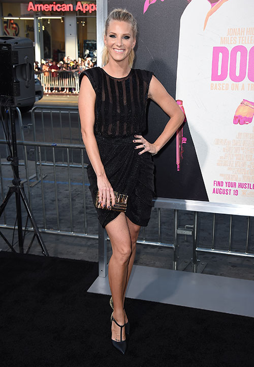 "<div class=""meta image-caption""><div class=""origin-logo origin-image none""><span>none</span></div><span class=""caption-text"">Actress Heather Morris, best known for her role on ''Glee,'' is competing on this season of ''Dancing with the Stars.'' (Jordan Strauss/Invision/AP)</span></div>"