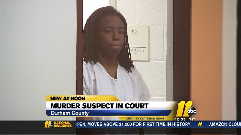 Woman charged in fatal Chapel Hill shooting