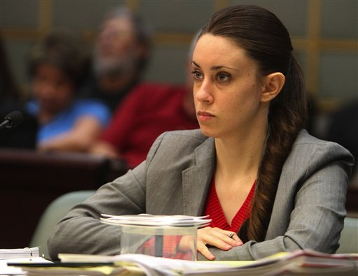 "<div class=""meta image-caption""><div class=""origin-logo origin-image none""><span>none</span></div><span class=""caption-text"">Casey Anthony, 24, listens to testimony during the last day of hearings on a series of motions by the defense and the prosecution during her murder trial, March 3, 2011 (ASSOCIATED PRESS)</span></div>"