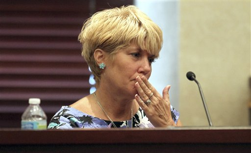 "<div class=""meta image-caption""><div class=""origin-logo origin-image none""><span>none</span></div><span class=""caption-text"">Cindy Anthony testifies for the second day in a row for the defense in the murder trial of her daughter Casey Anthony. (ASSOCIATED PRESS)</span></div>"