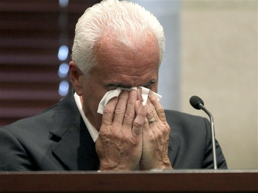 "<div class=""meta image-caption""><div class=""origin-logo origin-image none""><span>none</span></div><span class=""caption-text"">George Anthony testifies during the murder trial of his daughter, Casey,  at the Orange County Courthouse in Orlando, Fla., Wednesday, June 29, 2011. (ASSOCIATED PRESS)</span></div>"