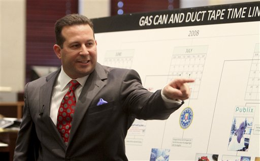 "<div class=""meta image-caption""><div class=""origin-logo origin-image none""><span>none</span></div><span class=""caption-text"">Jose Baez points and yells in the direction of the prosecution table during his closing arguments in the Casey Anthony murder trial in Orlando, Fla., Sunday, July 3, 2011. (AP)</span></div>"