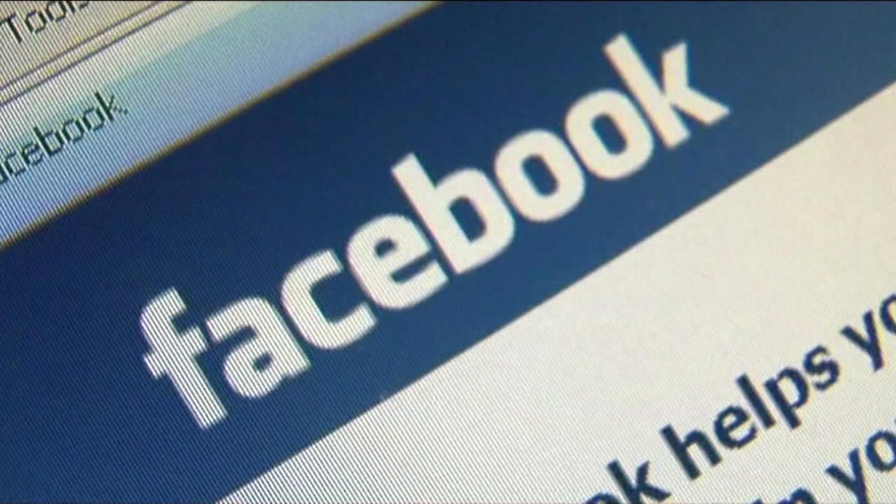 A Facebook logo is seen in this undated image.