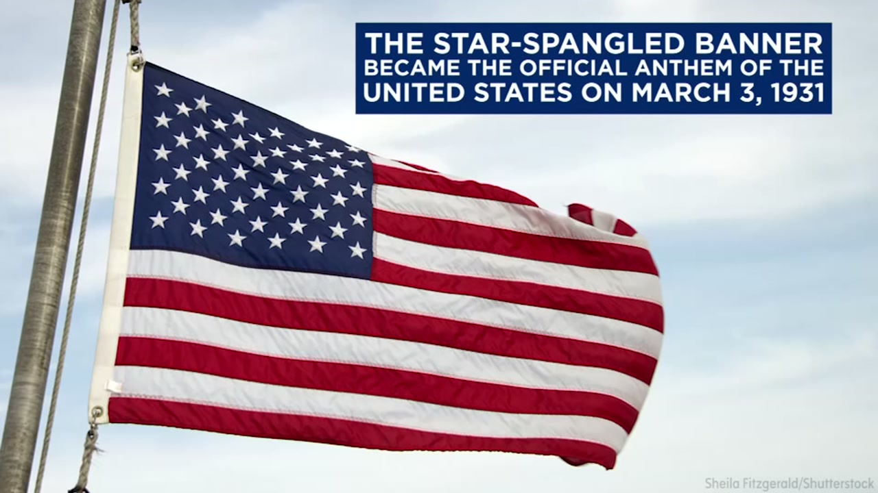 what was the star spangled banner