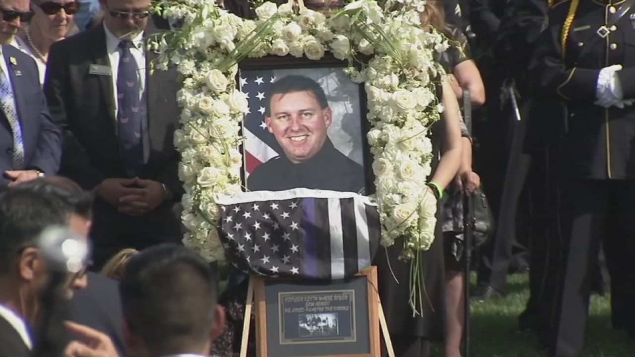 Man accused of killing Whittier Officer Keith Boyer makes