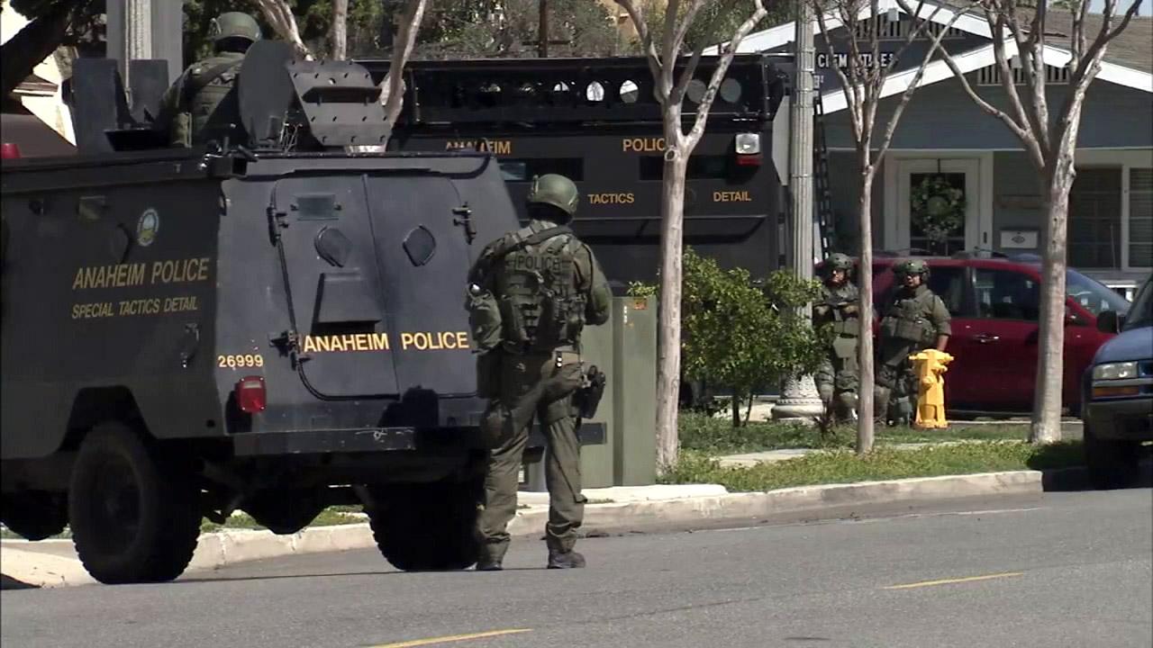 Anaheim police department | abc7 com