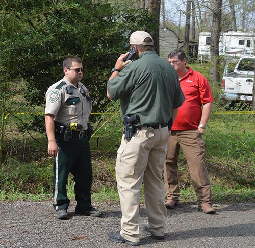 Sheriff: Suspect In Custody After Shootout With Polk Co