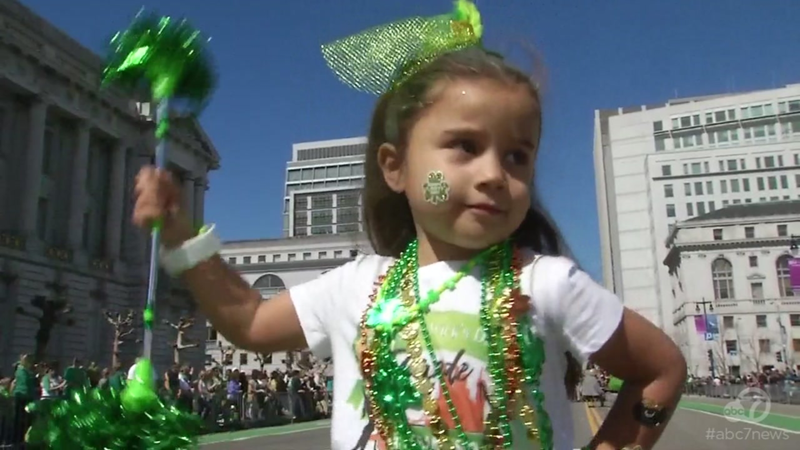 VIDEO: 166th Annual San Francisco St. Patrick's Day Parade ...