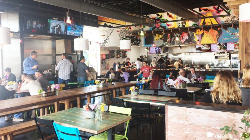 photos take a peek inside peli peli kitchen - Peli Peli Kitchen