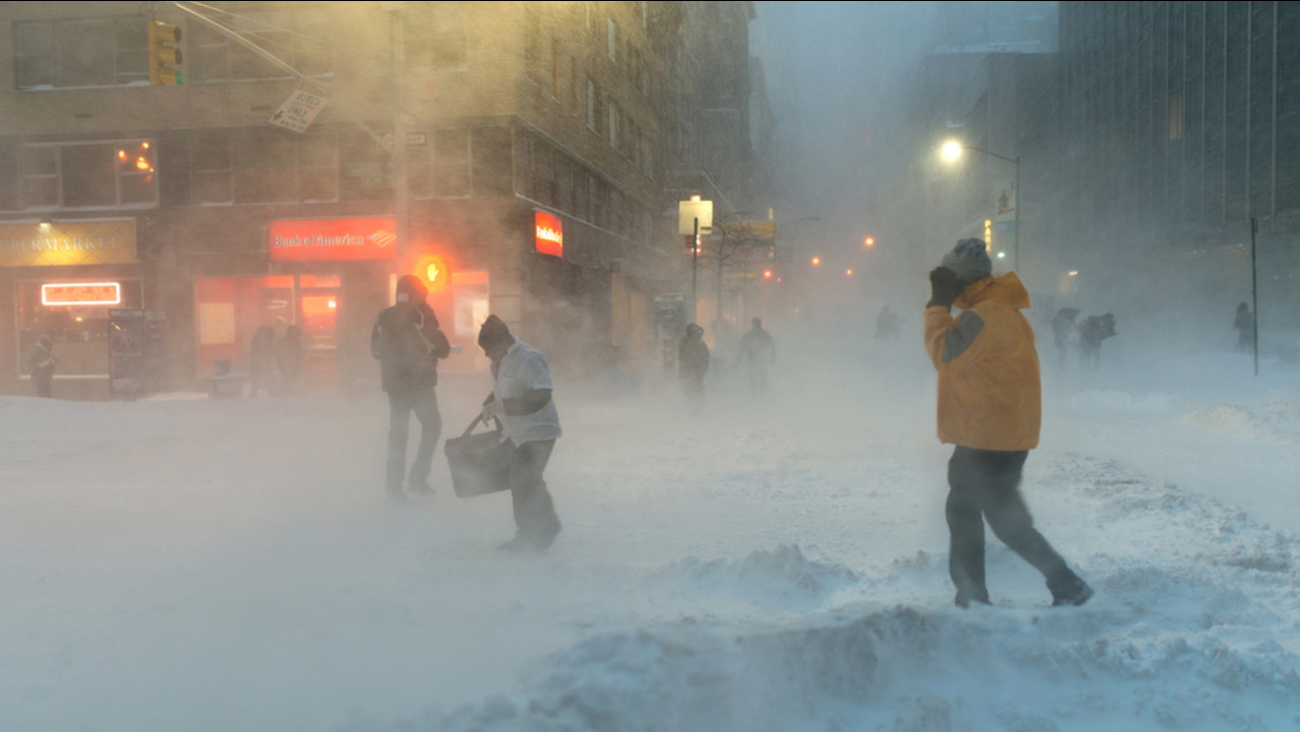 What Is A Blizzard There Are 3 Requirements Abc7ny Com