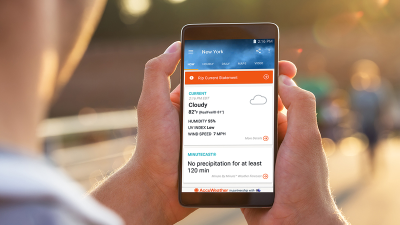 Get the ABC13/AccuWeather app today!