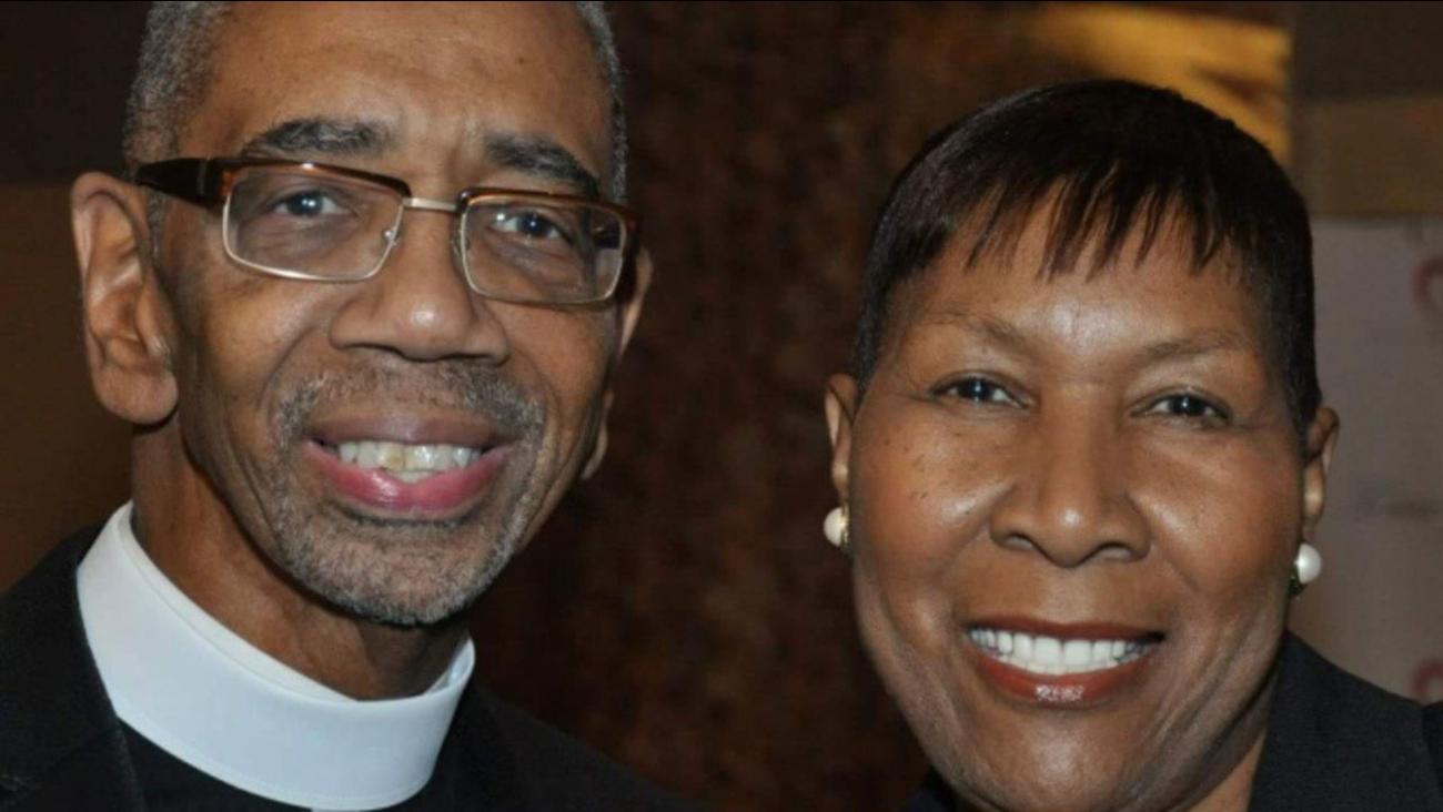 Carolyn and Bobby Rush