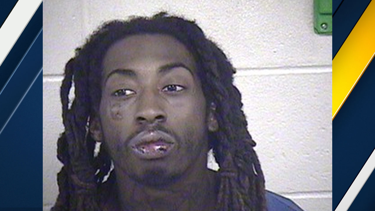 William L. Bates Jr., 24, of Kansas City, Missouri, is shown in a mugshot.