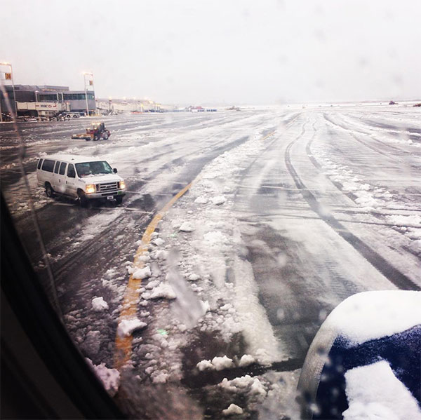 """<div class=""""meta image-caption""""><div class=""""origin-logo origin-image none""""><span>none</span></div><span class=""""caption-text"""">A passenger at John F Kennedy International Airport in New York City posted this photo Tuesday morning. (kanga.glick/Instagram)</span></div>"""