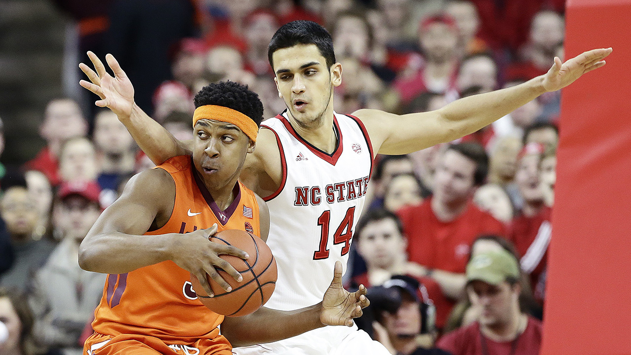 N.C. State's Omer Yurtseven will test his NBA Draft stock.