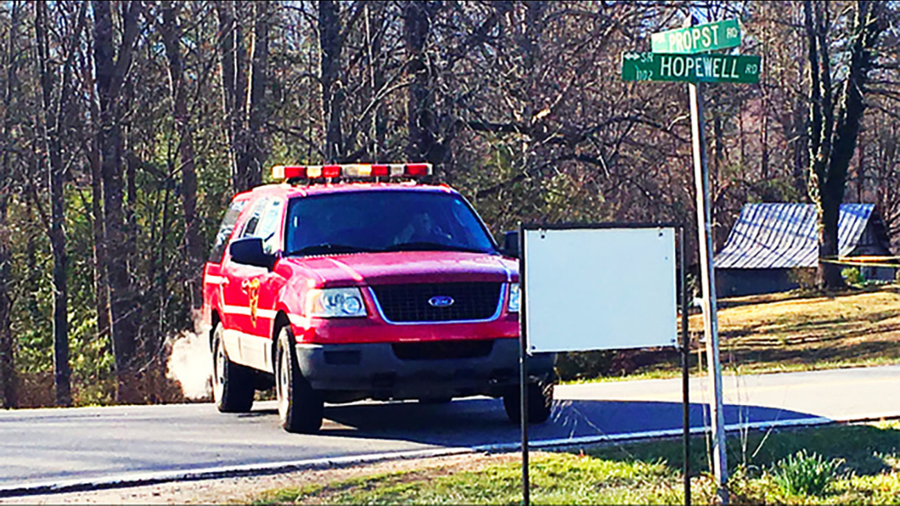 Deputies are investigating after they said a toddler was found dead outside a home in Burke County.