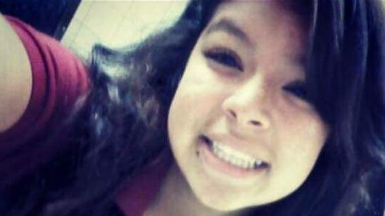 This undated image shows 16-year-old Elena Mondragon, who died during an officer-involved shooting in Hayward, Calif. on Tuesday, March 14, 2017.