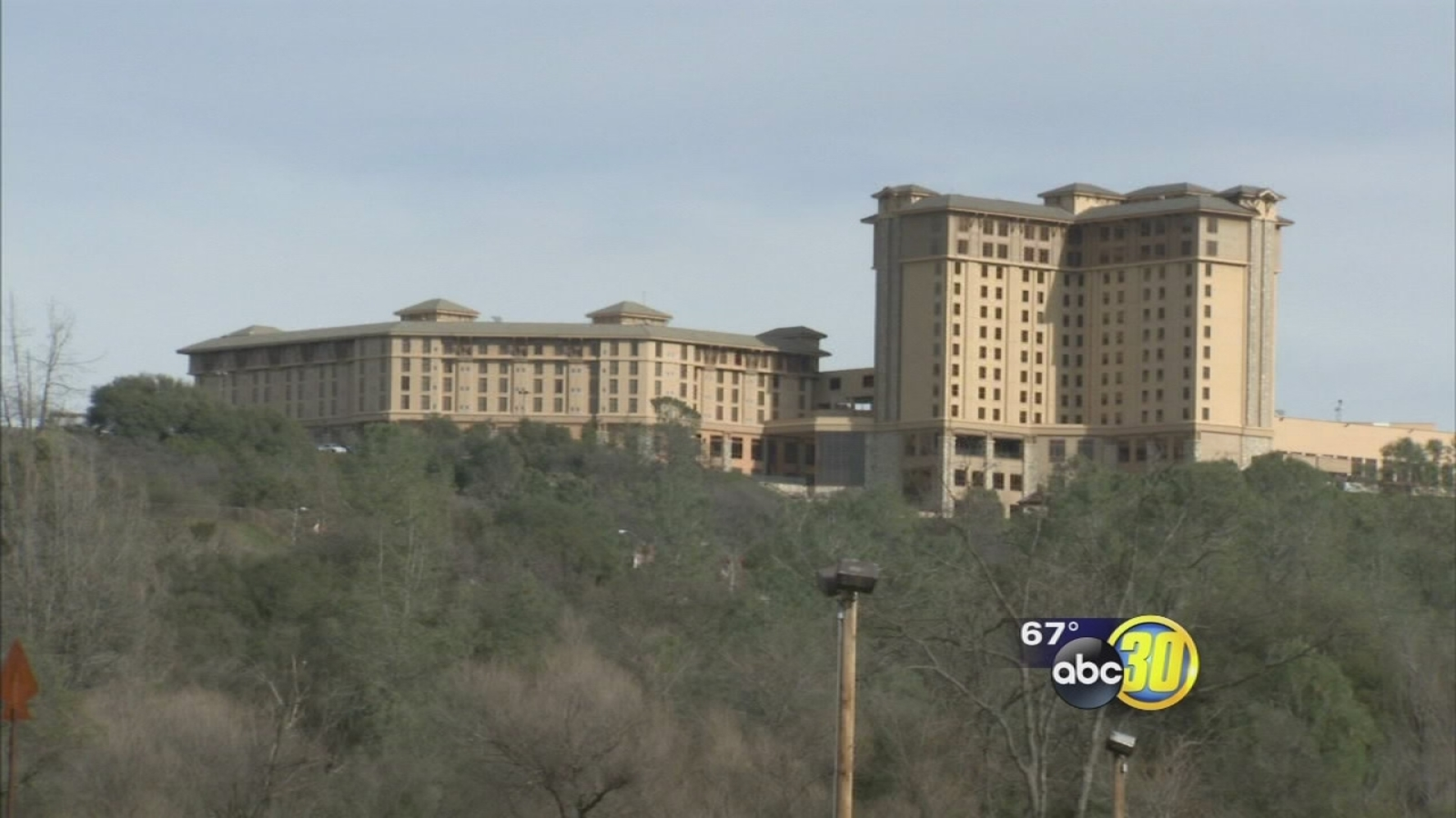 Construction Workers Find Remains Near Chukchansi Gold Resort And