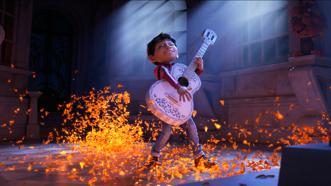 Image of boy from Coco