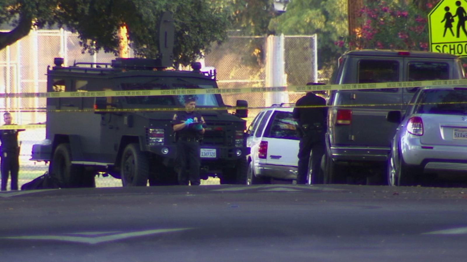 Pasadena Shootings 3 Killed 2 Injured ABC7 Los Angeles