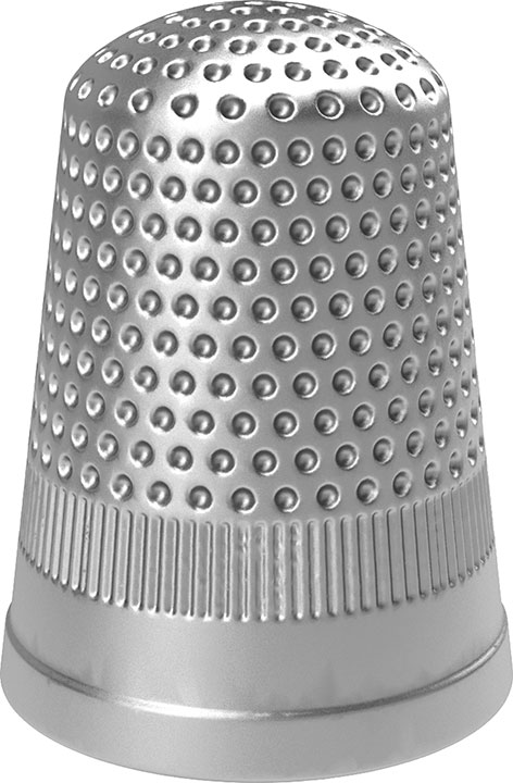 <div class='meta'><div class='origin-logo' data-origin='none'></div><span class='caption-text' data-credit='Monopoly'>The iconic thimble will not be featured as a token in the next generation of the game.</span></div>