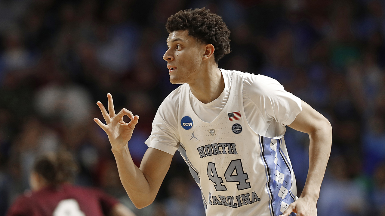 North Carolina's Justin Jackson had 21 points against Texas Southern on Friday.