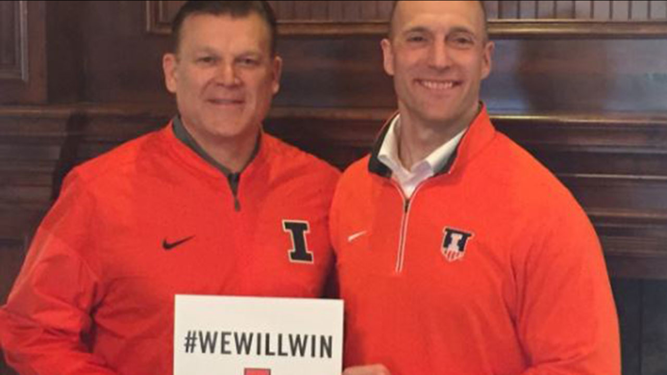 Illinois hires Oklahoma State's Brad Underwood
