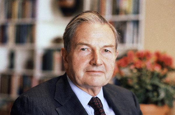 "<div class=""meta image-caption""><div class=""origin-logo origin-image kfsn""><span>kfsn</span></div><span class=""caption-text"">David Rockefeller, billionaire philanthropist, who was the last of his generation in the Rockefeller family died, Monday, March 20, 2017. (AP Photo/D. Pickoff, File)</span></div>"