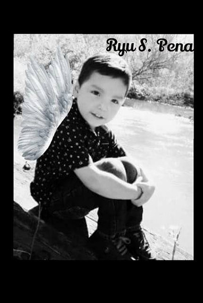 "<div class=""meta image-caption""><div class=""origin-logo origin-image none""><span>none</span></div><span class=""caption-text"">Four-year-old Ryu Pena is seen in this undated photo provided by his family. (Jessica Cuevas/Facebook)</span></div>"