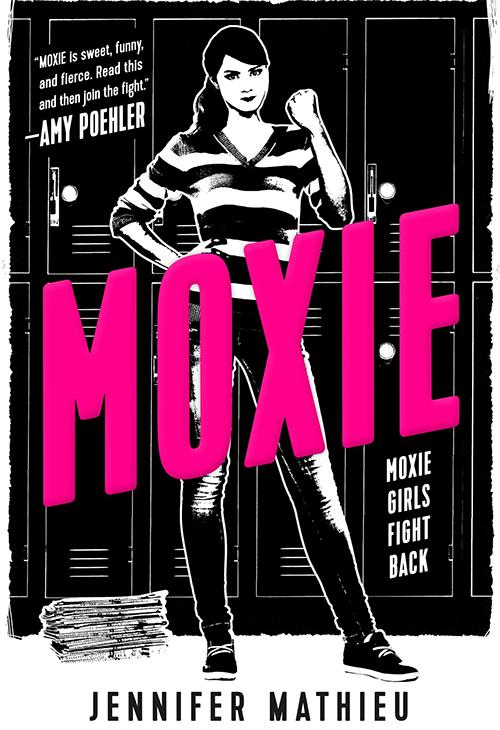 "<div class=""meta image-caption""><div class=""origin-logo origin-image ktrk""><span>KTRK</span></div><span class=""caption-text"">'Moxie,' 2017 (upcoming), Roaring Brook Press (Photo: Roaring Brook Press)</span></div>"
