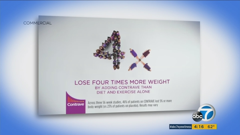 Does Contrave actually help you lose weight?