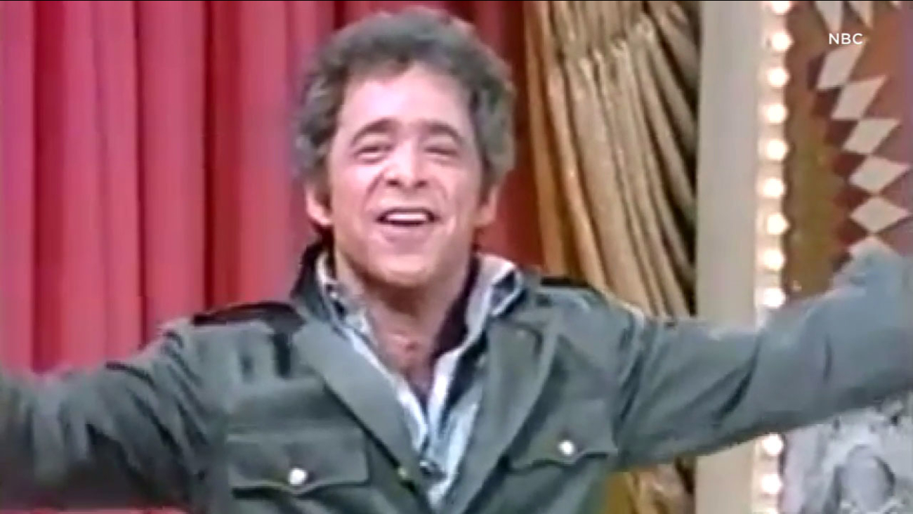 """Chuck Barris, creator of the """"Gong Show"""" has died at age 87."""