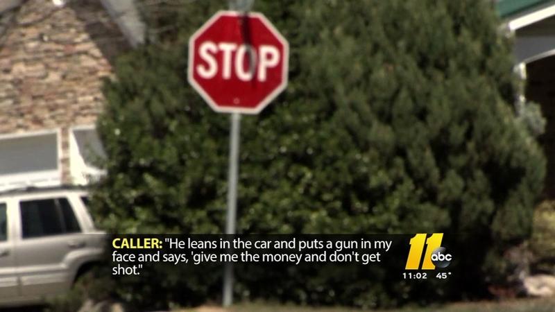 Crime alert in a Raleigh neighborhood