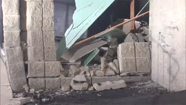 SUV crashes into auto repair shop in Magnolia, NJ - 6abc ...