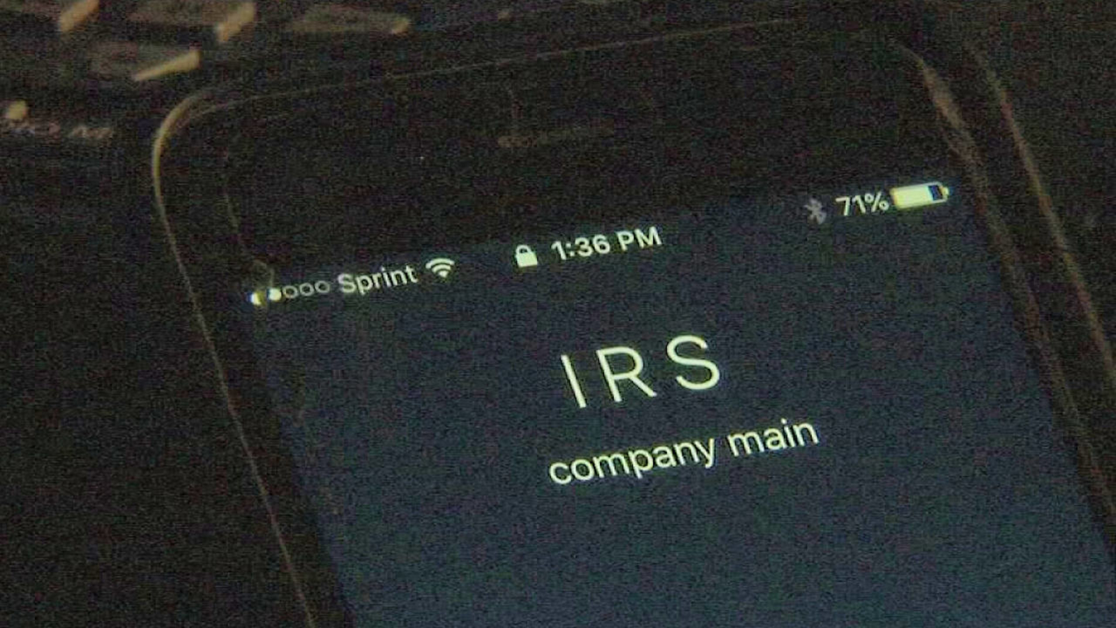 IRS to begin calling those who owe back taxes