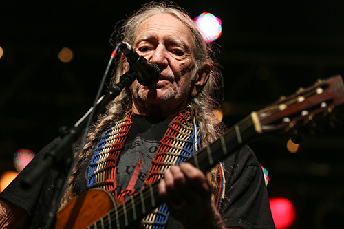 <div class='meta'><div class='origin-logo' data-origin='AP'></div><span class='caption-text' data-credit='Rich Fury/Invision/AP'>Willie Nelson performs at the Heartbreaker Banquet on Thursday, March 19, 2015, in Spicewood, TX.</span></div>