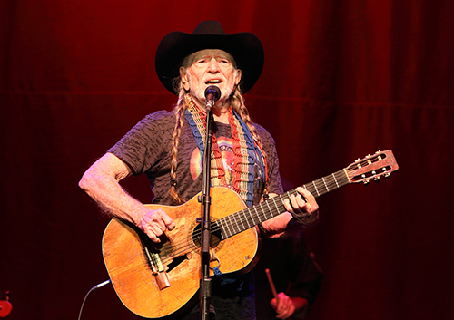 <div class='meta'><div class='origin-logo' data-origin='AP'></div><span class='caption-text' data-credit='Owen Sweeney/Invision/AP'>Willie Nelson performs in concert at The Grand Opera on Wednesday, Sept. 10, 2014, in Wilmington, Del.</span></div>