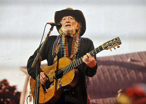<div class='meta'><div class='origin-logo' data-origin='AP'></div><span class='caption-text' data-credit='AP Photo/Hans Pennink'>Willie Nelson performs during the Farm Aid 2013 concert at Saratoga Performing Arts Center in Saratoga Springs, N.Y., Saturday, Sept. 21, 2013.</span></div>