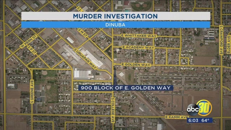 Authorities investigating homicide in Dinuba after man shot dead