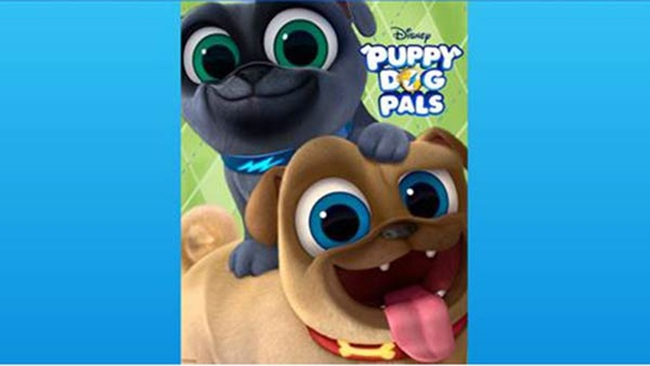 New Series Puppy Dog Pals Coming To Disney Channel