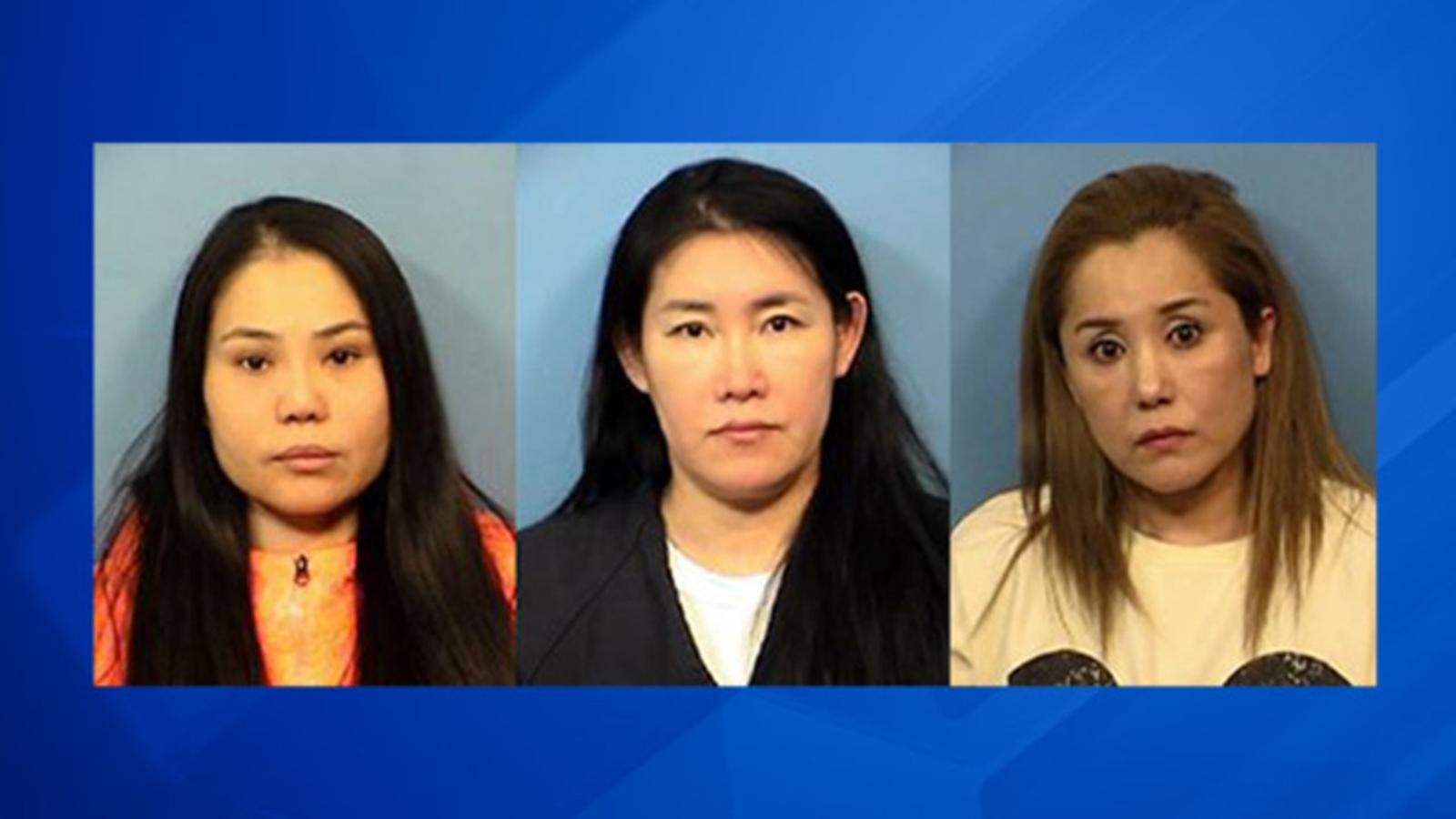 Police: 3 women arrested for prostitution, unlicensed ...