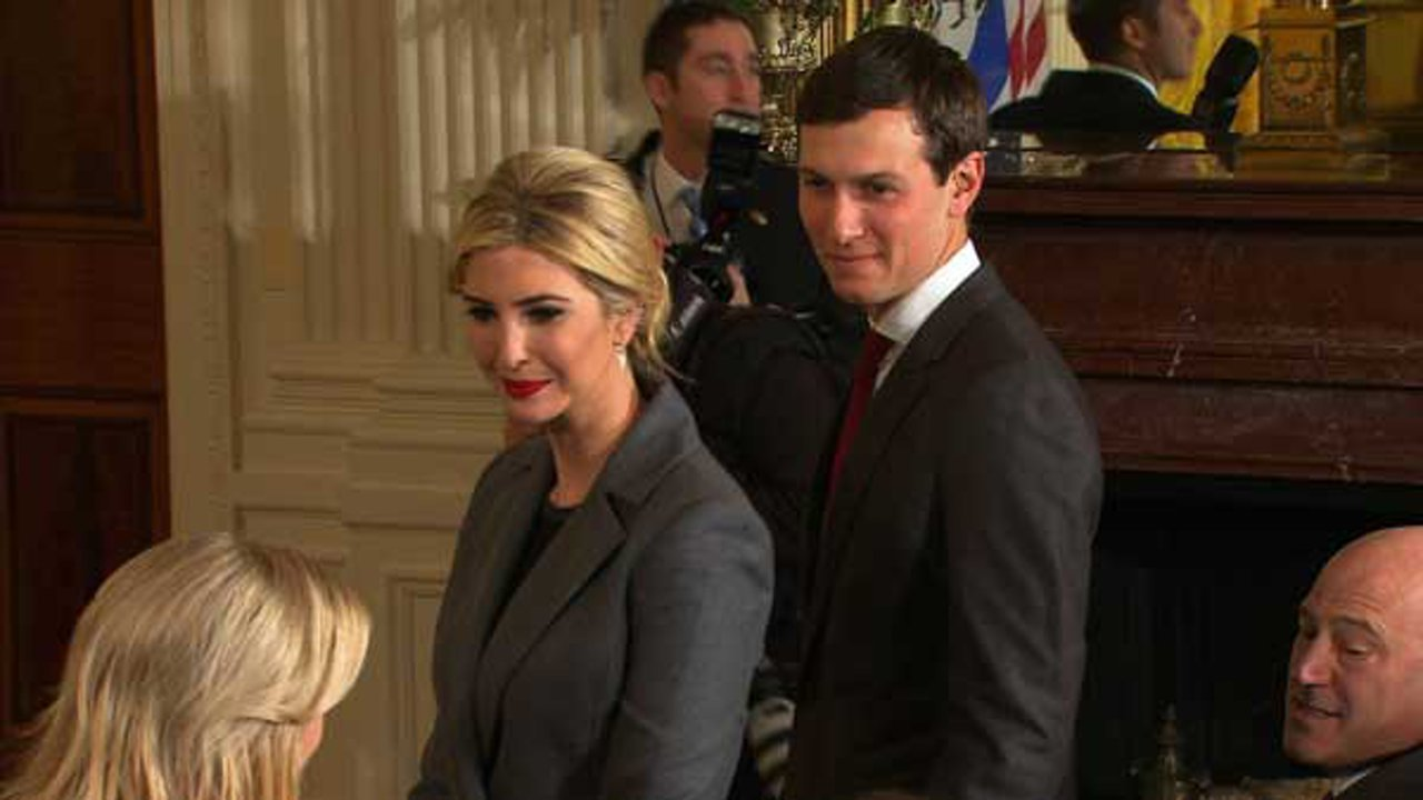 Jared Kushner to lead new WH office